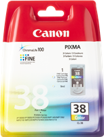 Canon Tintenpatrone color CL-38 2146B001 ~205 Seiten 9ml