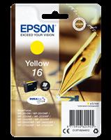 Epson Tintenpatrone gelb C13T16244012 T1624 ~165 Seiten 3.1ml