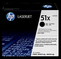HP Toner schwarz Q7551X 51X ~13000 Seiten