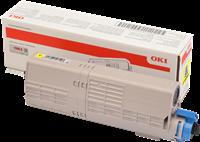 OKI Toner Gelb 46490605 C ~6000 Seiten