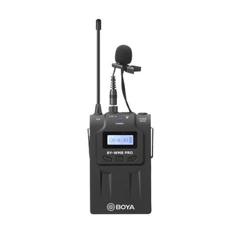 Boya Drahtloser Sender BY-TX8 für BY-WM8 Pro