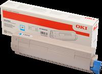 OKI Toner Cyan 46443103 C ~10000 Seiten