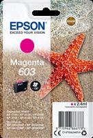 Epson Tintenpatrone Magenta C13T03U34010 603 ~130 Seiten