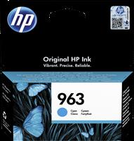 HP Tintenpatrone Cyan 3JA23AE 963 ~700 Seiten