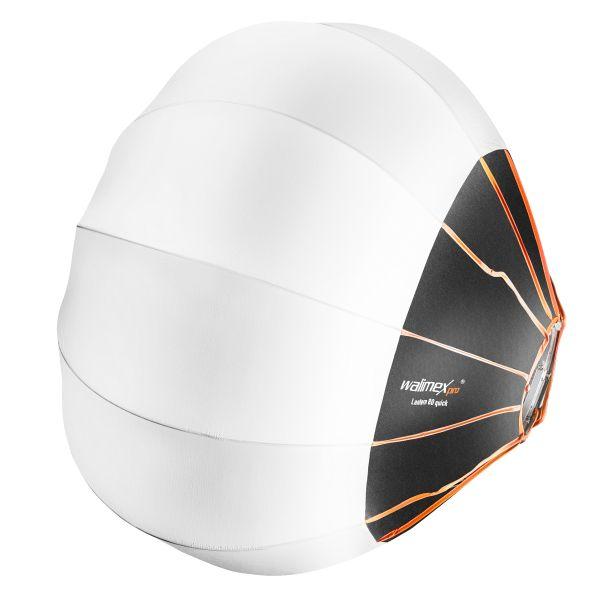 Walimex pro 360° Ambient Light Softbox 80cm mit Softboxadapter Elinchrom