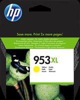 HP Tintenpatrone Gelb F6U18AE 953 XL ~1600 Seiten
