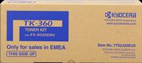 Kyocera Toner schwarz TK-360 1T02J20EU0 ~20000 Seiten
