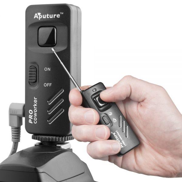 Aputure Pro Coworker Auslöser 1C für Canon