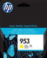 HP Tintenpatrone Gelb F6U14AE 953 ~700 Seiten