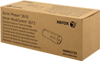Xerox Toner schwarz 106R02720 ~5900 Seiten Standardkapazität