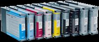 Epson Tintenpatrone gelb C13T614400 T6144 220ml
