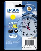 Epson Tintenpatrone gelb C13T27144012 T2714 ~1100 Seiten 10.4ml C13T27144010