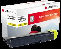 Agfa Photo Toner Gelb APTK5150YE ~10000 Seiten Agfa Photo TK-5150Y (1T02NSANL0)