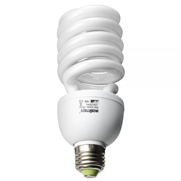 Walimex Spiral-Tageslichtlampe 16W entspricht 90W