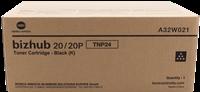 Konica Minolta Toner schwarz A32W021 TNP24 ~8000 Seiten