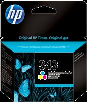 HP Tintenpatrone color C8766EE 343 ~330 Seiten 7ml