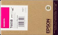 Epson Tintenpatrone magenta C13T605B00 T605B 110ml